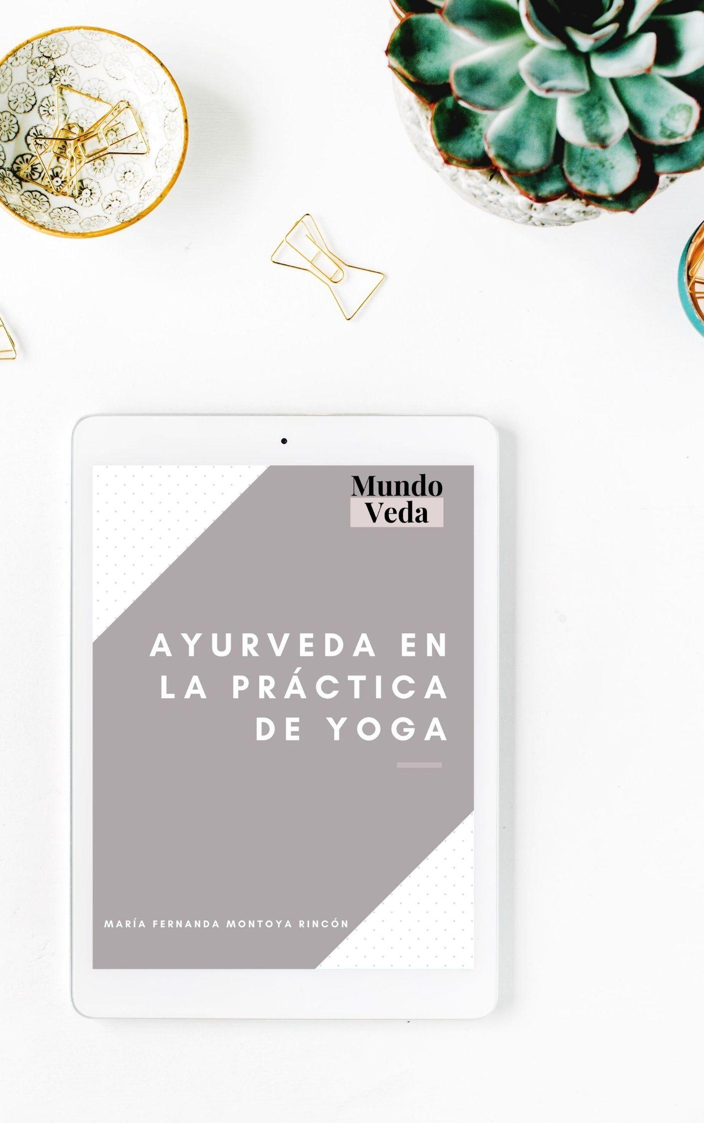 Ayurveda en la practica de yoga